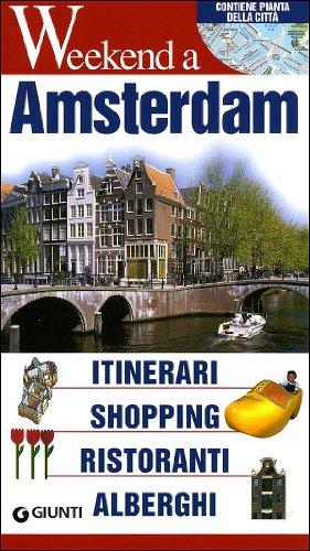 9788809752450: Amsterdam. Itinerari, shopping, ristoranti, alberghi