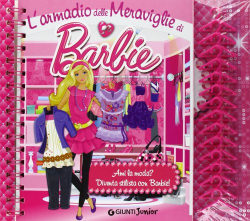 9788809752832: L'armadio delle meraviglie di Barbie. Con gadget