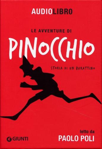 9788809758773: Le avventure di Pinocchio, storia di un burattino letto da Paolo Poli. Con CD Audio formato MP3