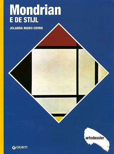 9788809761278: Mondrian e De Stijl