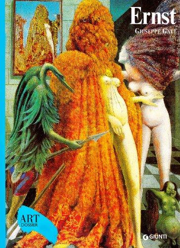 9788809761599: Ernst. Ediz. illustrata (Dossier d'art)
