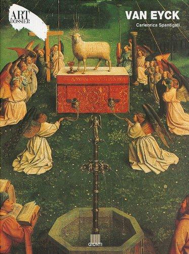 9788809762589: Van Eyck. Ediz. illustrata (Dossier d'art)
