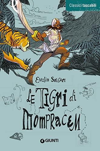9788809765962: Le tigri di Mompracem