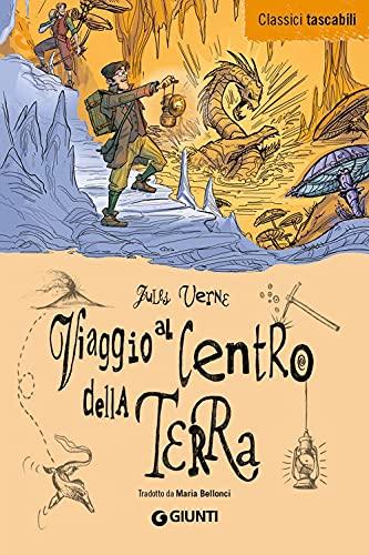 Viaggio al centro della terra (Italian Edition): Verne, Jules