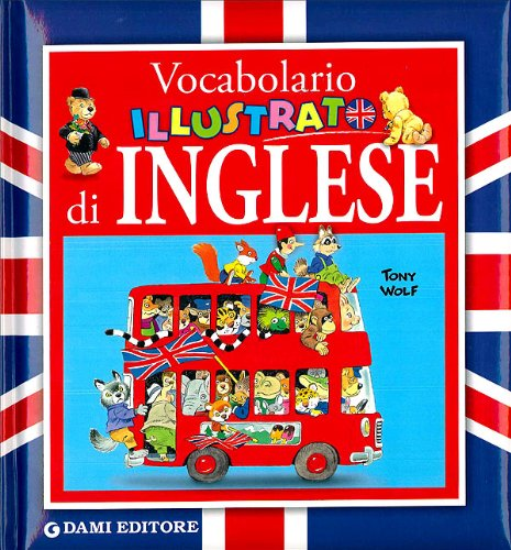 9788809768185: Vocabolario illustrato di inglese