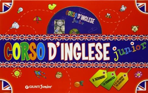 9788809768758: Corso d'Inglese Junior. Con CD Audio