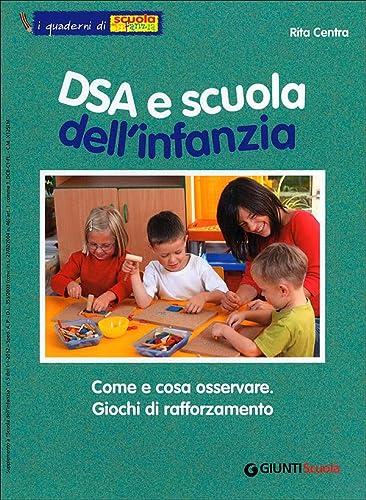 9788809772076: Come leggere DSA e scuola dell'infanzia. Quaderno operativo