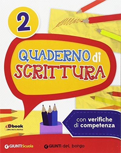 9788809772434: Peperoncino: Quaderno Di Scrittura 2 Con Verifiche Di Competenze