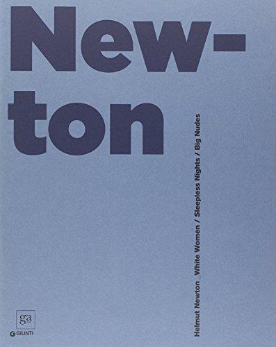 9788809773387: Helmut Newton. White Women, Sleepless Nights, Big Nudes. Catalogo della mostra (Roma, 6 marzo-21 luglio 2013). Ediz. bilingue (Cataloghi mostre)