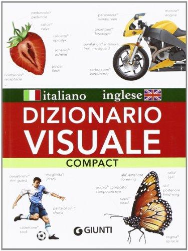 9788809781672: Dizionario visuale compact. Italiano-inglese (Dizionari e repertori)