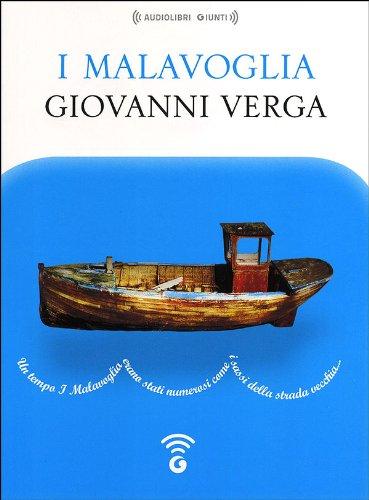 9788809785359: I Malavoglia letto da Giancarlo Previati. Audiolibro. CD Audio formato MP3 (Audiolibri)