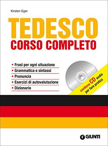 9788809786455: Tedesco. Corso completo. Con CD Audio (Impara rapidamente)