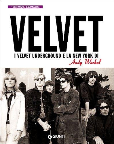 9788809791596: I Velvet Underground e la New York di Andy Warhol