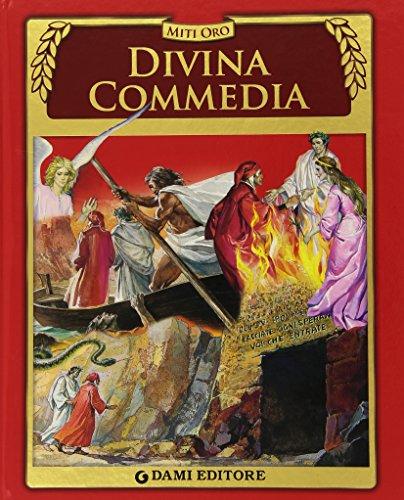 9788809793552: La Divina commedia (Miti oro)