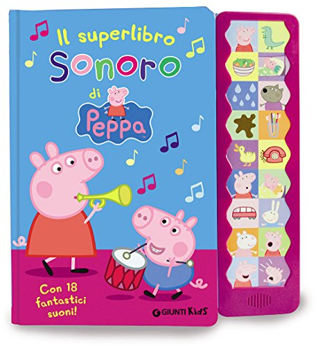 9788809794382: Il superlibro sonoro di Peppa
