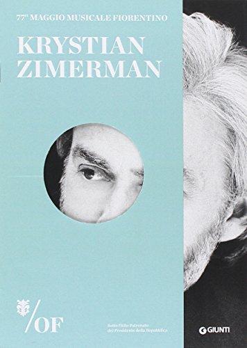 9788809797826: Krystian Zimerman. 77° Maggio Musicale Fiorentino