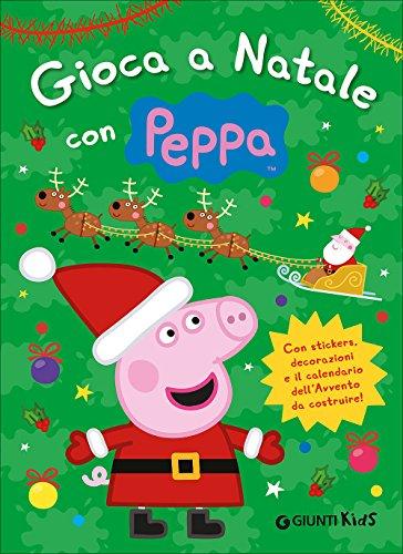 Peppa Pig Natale.9788809798380 Peppa Pig Gioca A Natale Con Abebooks D Achille Silvia 8809798384
