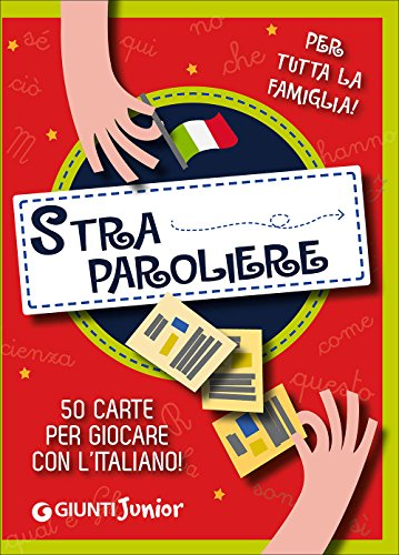 9788809803534: Straparoliere. 50 carte per giocare con l'italiano