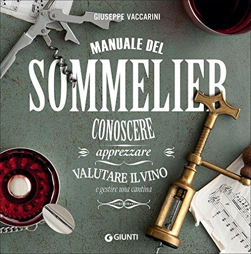 9788809809093: MANUALE DEL SOMMELIER - GIUSEP
