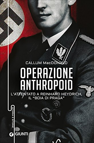 9788809815070: Operazione Anthropoid. L'attentato a Reinhard Heydrich, il �boia di Praga�