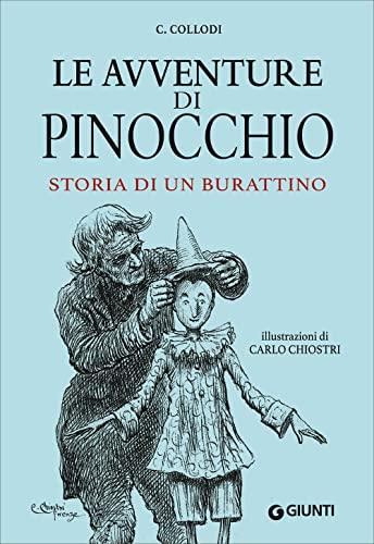 9788809837928: Le avventure di Pinocchio. Storia di un burattino