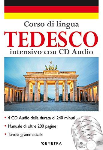 9788809866133: Corso di lingua. Tedesco intensivo. Con 4 CD-Audio
