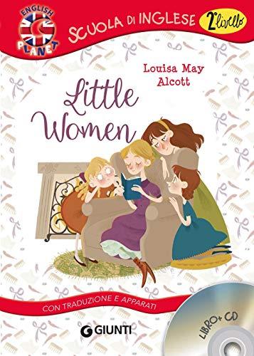 9788809870253: Little women. Con traduzione e apparati. Con CD-Audio