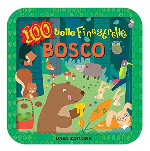 9788809878754: Bosco. 100 belle finestrelle