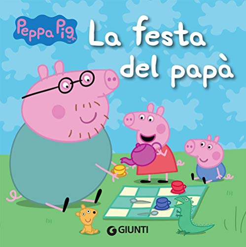 9788809880528: La festa del papà. Peppa Pig