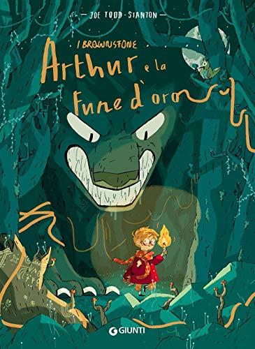 9788809888364: Arthur e la fune d'oro. I Brownstone