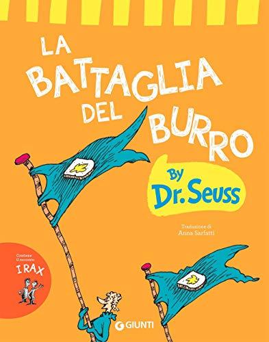 9788809900394: La battaglia del burro. Ediz. a colori