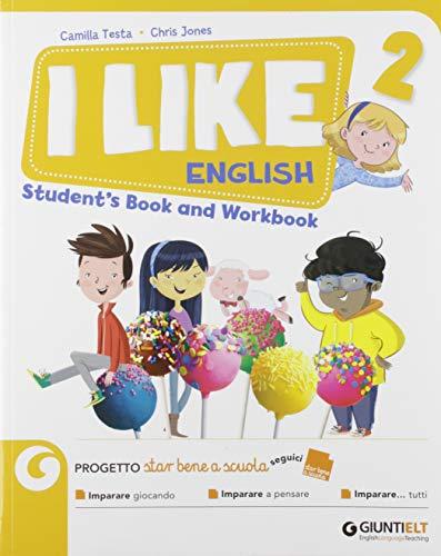 9788809984004: I like english. Per la Scuola elementare. Con e-book. Con espansione online: 2