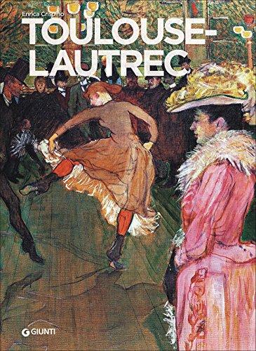 9788809991569: Toulouse-Lautrec (Dossier d'art)