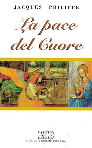La pace del cuore (8810571010) by Jacques Philippe