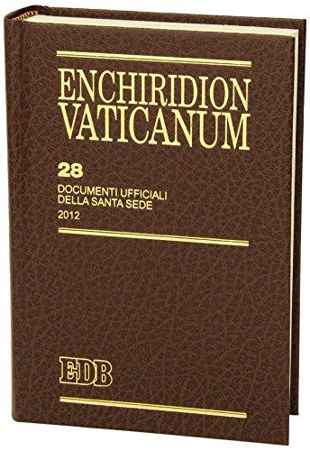 9788810802571: Enchiridion Vaticanum: 28