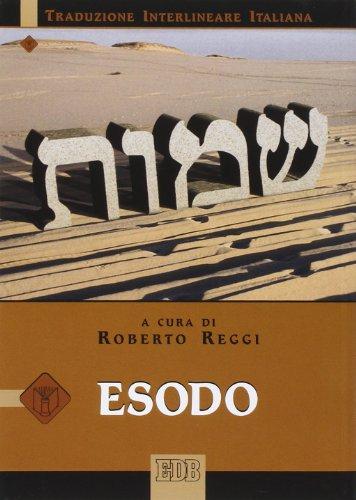 9788810806364: Esodo. Traduzione interlineare in italiano