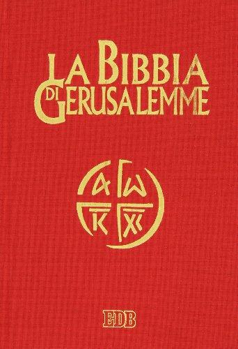 9788810820315: La Bibbia di Gerusalemme