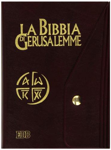 9788810820339: La Bibbia di Gerusalemme
