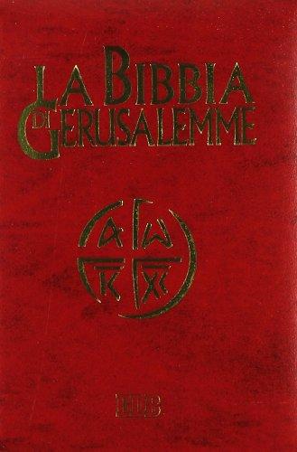 9788810820346: La Bibbia di Gerusalemme