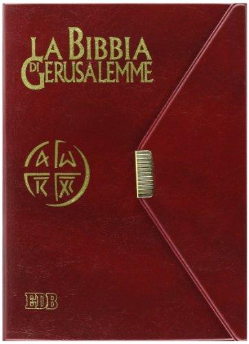 9788810820353: La Bibbia di Gerusalemme