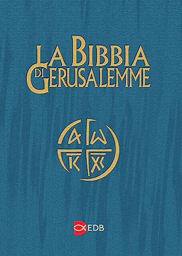 9788810820568: La nuova Bibbia di Gerusalemme. Edizione per lo studio