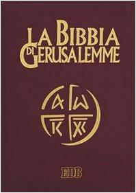 9788810820612: La Bibbia di Gerusalemme