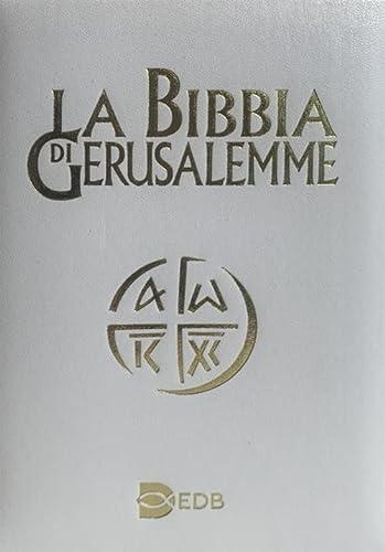 9788810820650: Bibbia di Gerusalemme