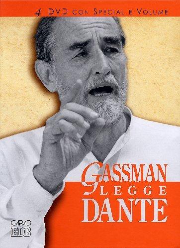 9788810981443: Gassman Legge Dante (4 Dvd) - IMPORT