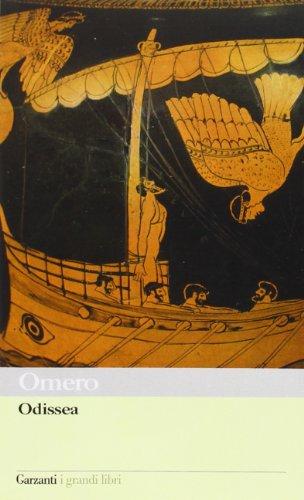 9788811360544: Odissea. Versione in prosa