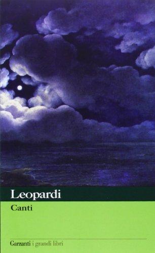 9788811361022: I canti (I grandi libri)