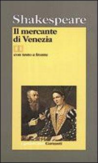 9788811363439: Il mercante di Venezia. Testo inglese a fronte