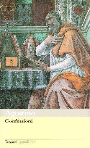 Confessioni: Agostino (sant')