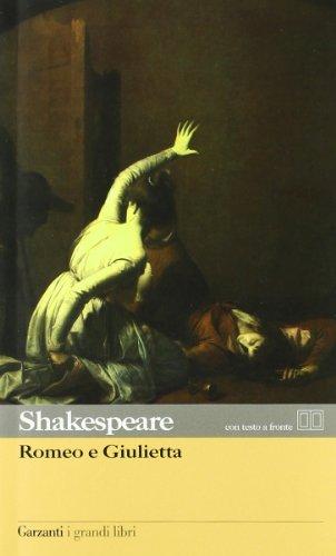 9788811364580: Romeo e Giulietta. Testo inglese a fronte