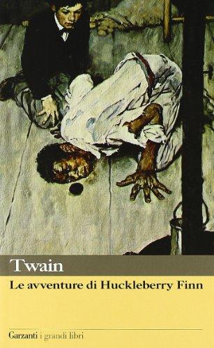 Le avventure di Huckleberry Finn: Twain, Mark